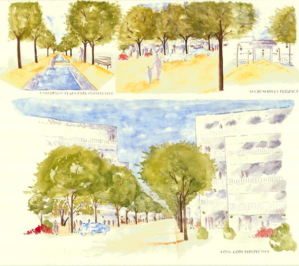 re-imagining the urban core
